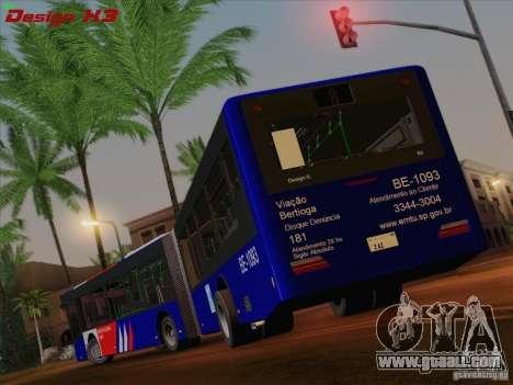 Trailer for Design X 3 for GTA San Andreas