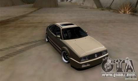 Volkswagen Corrado VR6 1995 for GTA San Andreas