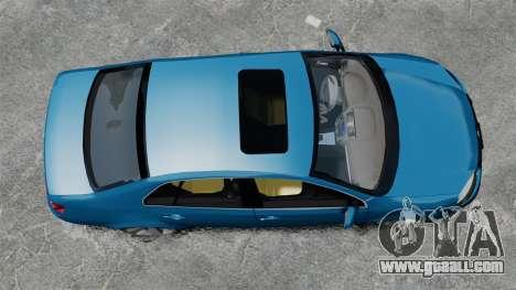Volkswagen Jetta 2010 for GTA 4 right view