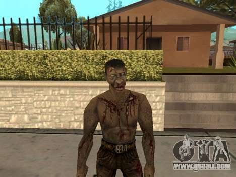 Pak skins from Gothic 1 for GTA San Andreas ninth screenshot
