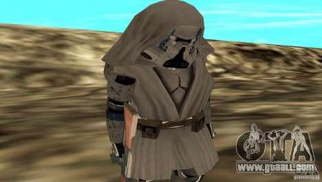 Commander Keller for GTA San Andreas