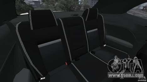 Dodge Challenger SRT8 392 2012 ACR [EPM] for GTA 4 side view