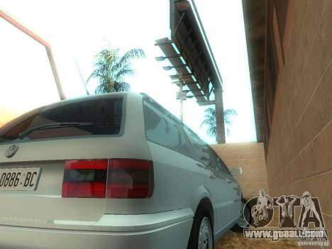 Volkswagen Passat B4 Variant for GTA San Andreas right view
