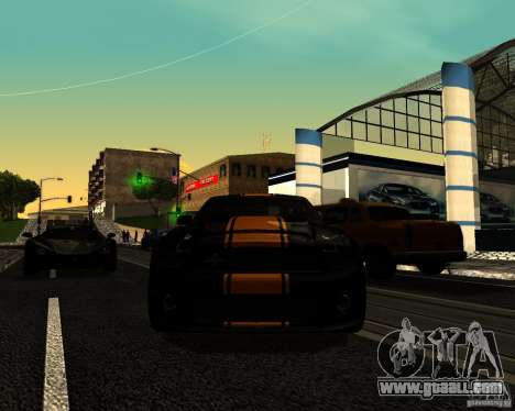 ENBSeries by Nikoo Bel v2.0 for GTA San Andreas second screenshot