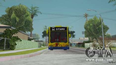 Mercedes-Benz Citaro G for GTA San Andreas