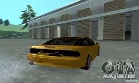 Nissan 200SX Turbo for GTA San Andreas left view
