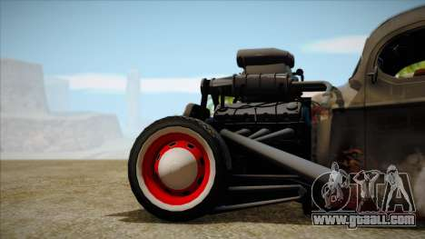 Rat Rod for GTA San Andreas right view
