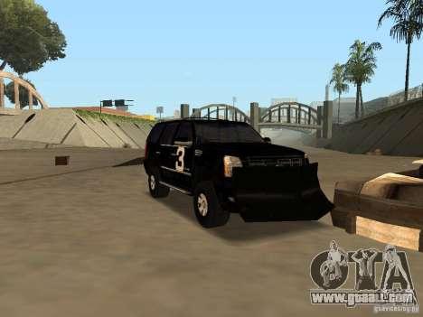 Cadillac Escalade Tallahassee for GTA San Andreas