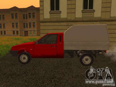 2347 to IPOS for GTA San Andreas back left view