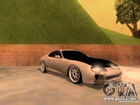 Toyota Supra GTS for GTA San Andreas