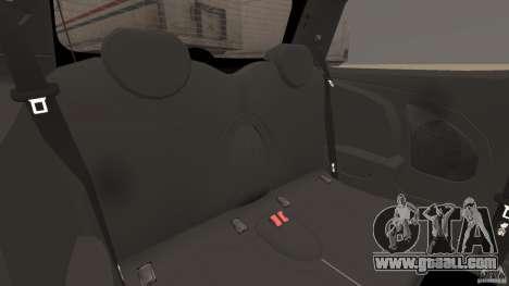 Mini Cooper S v1.3 for GTA 4 side view