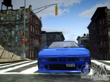 BMW M1 Replica for GTA 4 right view
