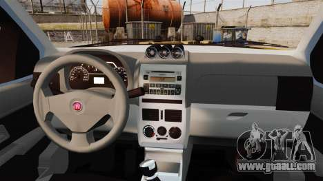Fiat Palio Adventure Locker Evolution for GTA 4 side view