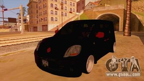 Renault Kangoo for GTA San Andreas