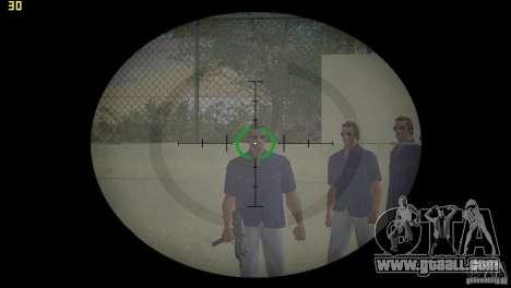 Optical sight of GTA 5 for GTA Vice City second screenshot