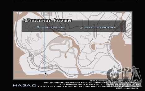 GTA V map for GTA San Andreas seventh screenshot