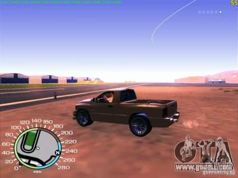 FPS De-Limiter CLEO for GTA San Andreas third screenshot