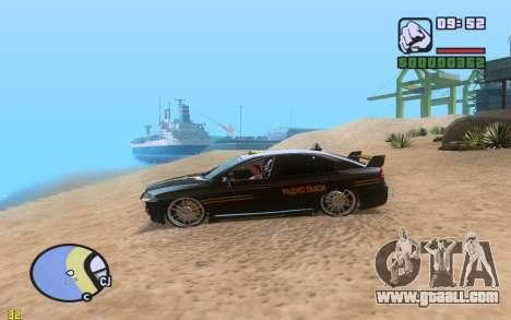 ENBSeries By VadimSpiridonov v.0.2 for GTA San Andreas forth screenshot
