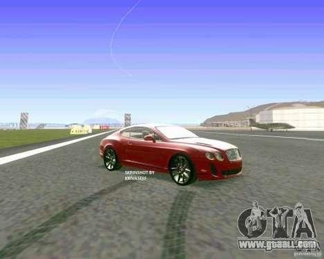 Young ENBSeries for GTA San Andreas sixth screenshot