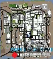 4-th bus v1.0 for GTA San Andreas ninth screenshot