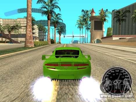 Speedometer for GTA San Andreas third screenshot
