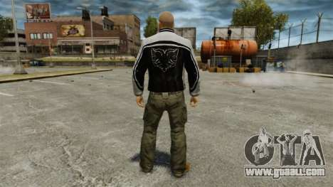 Vin Diesel for GTA 4 third screenshot