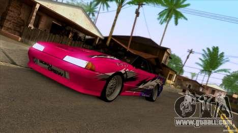 SA Beautiful Realistic Graphics 1.3 for GTA San Andreas third screenshot
