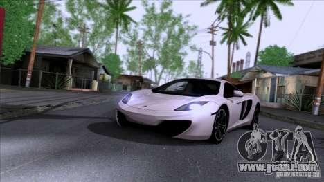 SA Beautiful Realistic Graphics 1.3 for GTA San Andreas second screenshot