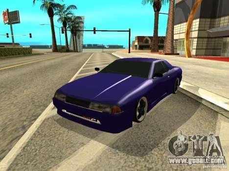 Elegy by W1nston4iK for GTA San Andreas