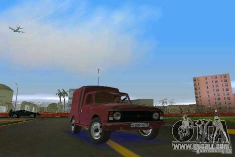 IZH 2715 for GTA Vice City