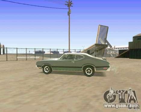 Young ENBSeries for GTA San Andreas fifth screenshot