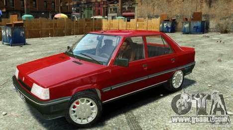 Renault 9 Broadway for GTA 4