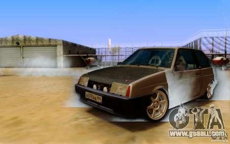 ENBSeries By Eralhan for GTA San Andreas third screenshot