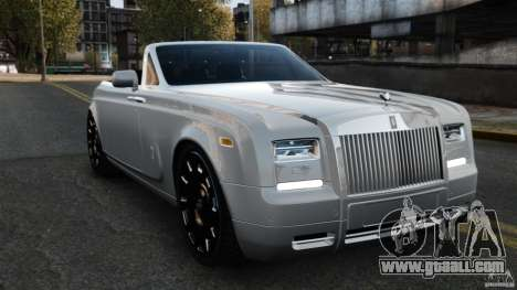 Rolls-Royce Phantom Convertible 2012 for GTA 4