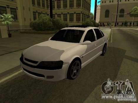 Opel Vectra B for GTA San Andreas
