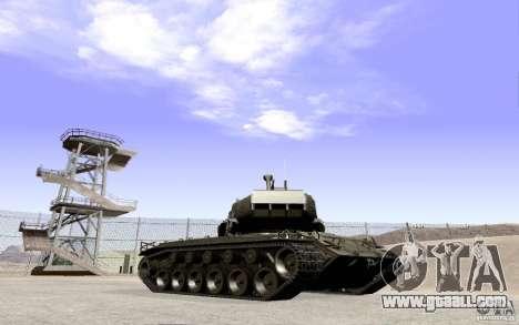 T26 E4 Super Pershing v1.1 for GTA San Andreas
