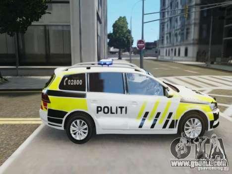 Volkswagen Passat B7 Variant 2012 for GTA 4 inner view