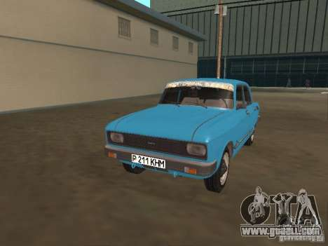 Moskvich 2140 SL for GTA San Andreas