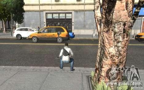 Desmond Miles of AC3 for GTA 4 sixth screenshot