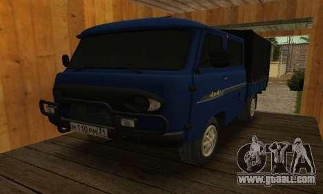 UAZ 39094 Fermer for GTA San Andreas