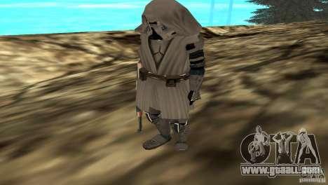 Commander Keller for GTA San Andreas second screenshot