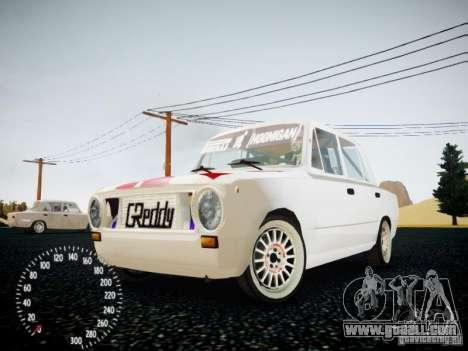 Vaz-2101 Drift Edition for GTA 4
