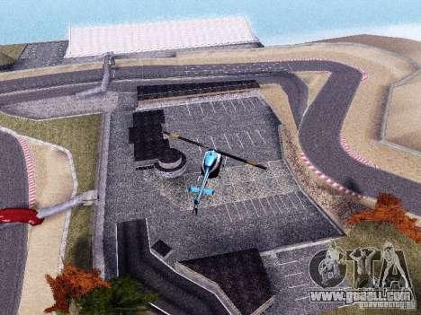 Laguna Seca Raceway for GTA San Andreas second screenshot