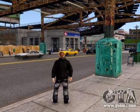 Jacket Jacket for GTA 4 fifth screenshot