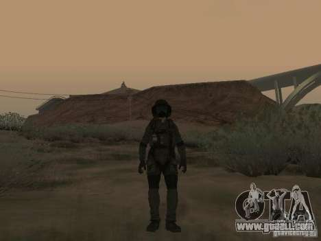 Pilot for GTA San Andreas second screenshot