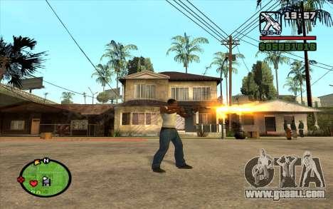 AKM for GTA San Andreas third screenshot