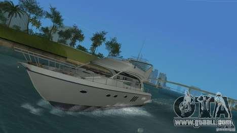 Boat for GTA Vice City