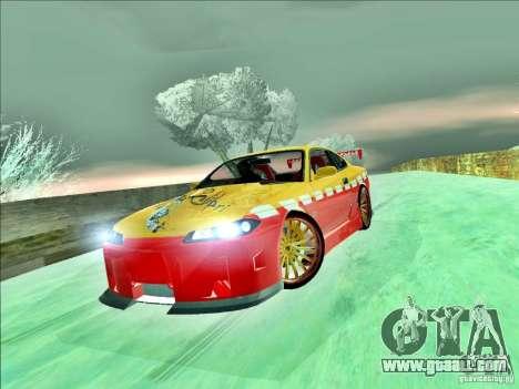 Nissan Silvia S15 Calibri-Ace for GTA San Andreas
