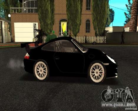 Porsche 911 GT3 RS for GTA San Andreas right view