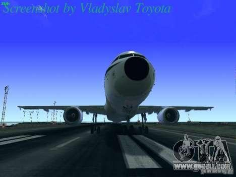 Airbus A320-214 Alitalia v.1.0 for GTA San Andreas engine